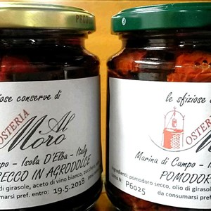 Osteria Al Moro presenta... le Sfiziose Conserve
